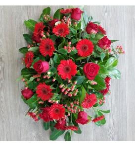 Fleuriste Leloup-Le coussin