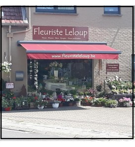 Fleuriste Leloup-Bon d'achat +
