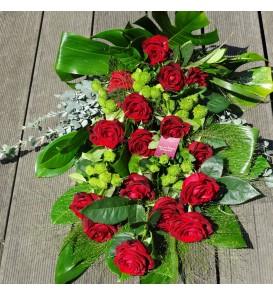 Le bouquet de deuil