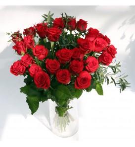 """Fleuriste Leloup-Bouquet """"Valentine"""""""
