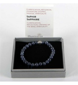 6mm Sapphire / Size 1 -...