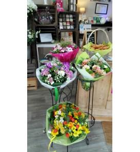 Fleuriste Leloup-Abonnement mensuel